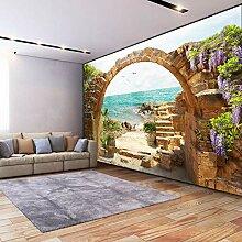 apetenBenutzerdefinierte Wandbild Tapete Garten