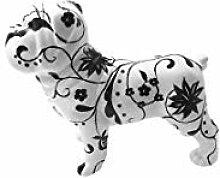Apfel-Pidou Spardose Max English Bulldogge,