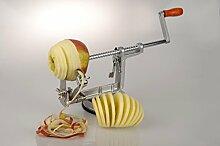 Apfelschäler - Apfelschneider - Apfelentkerner -