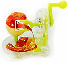 Apfelschäler mit Kernschneider - Premium Qualitä