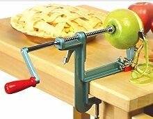 Apfelschäler Mit Schraubstock, Gemüse,