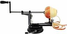 Apfelschäler Obst und Gemüse mit Handkurbel
