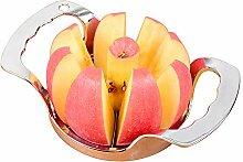 Apfelschneider Edelstahl Obstschneiden und Kernel