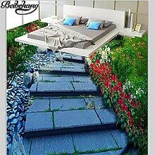 Apoart 3D Wandtapete Bodendekorationen Zeichnen 3D