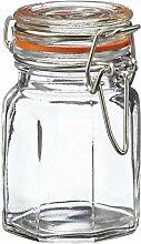 Apollo Gewürzgläser mit Bügelverschluss 12er Se