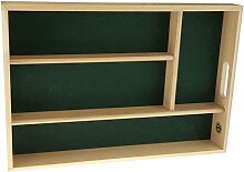 Apollo Housewares Besteckkasten, Holz, 34x