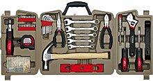 Apollo Werkzeuge dt0209Haushalt Tool Kit, 144Stück