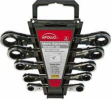 Apollo Werkzeuge dt12135piece Ratschenschlüssel Set, DT1213