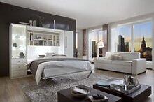 Appartementwand Milano(BHT 243x179x60 cm) Nehl