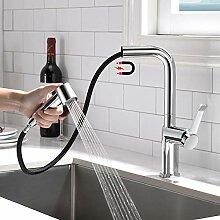 APPASO Wasserhahn Küche mit Brause,