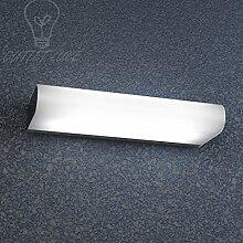 Applique Media Top Light Typ Book 1107/Am Glas