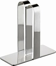APS Tischkartenhalter, Edelstahl, 14 x 5,5 cm, H: