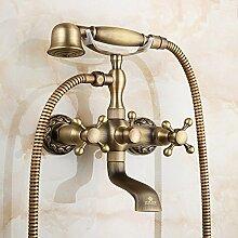 AQiMM Wasserhahn Waschtisch Waschbecken Armatur