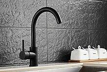 AQMMi Wasserhahn Küche Küchenarmatur Messing