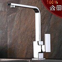 AQMMi Wasserhahn Küche Küchenarmatur Warme Und
