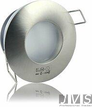 AQUA 230V LED SMD Einbaustrahler Einbauspots Deckenspots Feuchtraum Badezimmer (Halogen 20W)