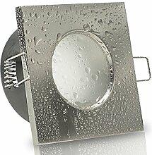 AQUA BASE IP65 5er Set 230V LED 5W dimmbar flach