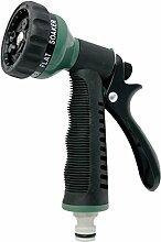 Aqua Control c2079–Pistole 7Formen Bewässerung, grün schwarz