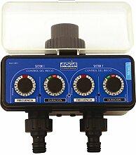 Aqua Control C4011Zeitschaltuhr 2-fach für Bewässerung
