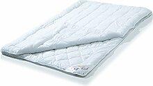 aqua-textil 4 Jahreszeiten Bettdecke 200x240 cm Steppdecke atmungsaktiv kochfest, Ganzjahres Steppbett für Winter und Sommer Soft Touch 1000475