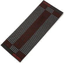 aqua-textil Granada Saunatuch 80 x 200 cm schwarz