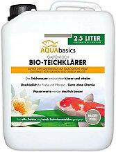 AQUAbasics Gartenteich Bio-Teichklärer für