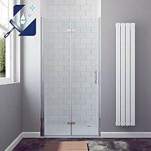 AQUABATOS® Duschtür Faltbar 80 x 195 cm