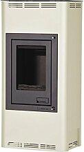 Aquaflam HSF29-036 wasserführender Kaminofen AQUAFLAM 7KW BASIC creme