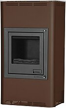 Aquaflam HSF29-042 wasserführender Kaminofen AQUAFLAM 17KW BASIC brown