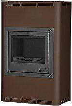 Aquaflam HSF29-045 wasserführender Kaminofen AQUAFLAM 25KW BASIC brown