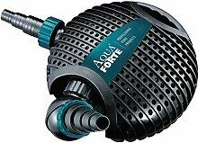 AquaForte O-8500 Eco Max Teichpumpe Teichpumpen Teich Teichfilter Bachlauf