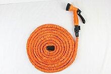 Aquagart ® Flexischlauch Gartenschlauch flexibler Wasserschlauch Schlauch Bewässerung verschiedene Längen (30m lang)