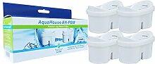 AquaHouse Wasserfilter Kartuschen kompatibel mit