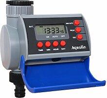 Aqualin LCD Display Bewässerungsuhr Magnetventil