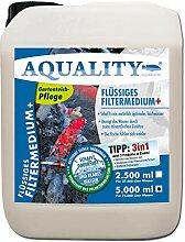 AQUALITY Flüssiges Gartenteich Filtermedium+