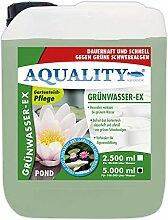 AQUALITY Gartenteich Grünwasser-EX (GRATIS