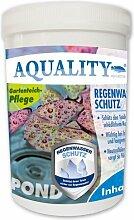 AQUALITY Gartenteich Regenwasser-Schutz (GRATIS