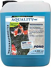 AQUALITY Gartenteich Wasseraufbereiter Pond 3in1