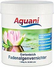 Aquani Fadenalgenvernichter Gartenteich 1.000g