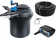 AquaOne Teich Filteranlage Set Nr.17 CPF 5000
