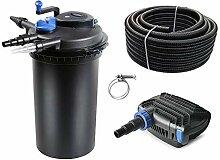 AquaOne Teich Filteranlage Set Nr.21 CPF 15000