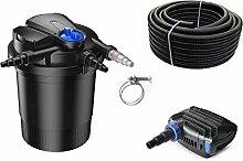AquaOne Teich Filteranlage Set Nr.50 CPA 10000