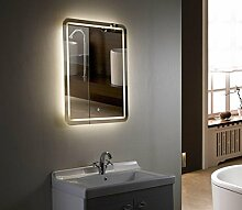 Aquariss Beleuchteter LED Bad Spiegel mit