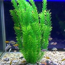 aquarium dekoration simulation der wasser - aquarium design dekorative plastikblumen pflanzen pflanzen künstliche pflanzen,weiche kresse hohe 54cm