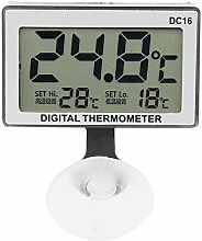 Aquarium Thermometer LCD DC16 Temperatur Messung