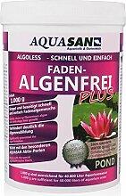 AQUASAN Gartenteich ALGOLESS Faden-Algenfrei Plus