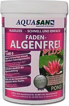AQUASAN POND Algoless FADEN-ALGENFREI PLUS 1.000 g