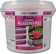 AQUASAN POND Algoless FADEN-ALGENFREI PLUS 5.000 g