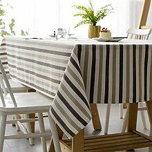 Aquazolax Dekorative Tischdecke, quadratisch,