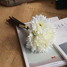AQW 1 Blumenstrauß, Kunstblumen, Heimdekoration